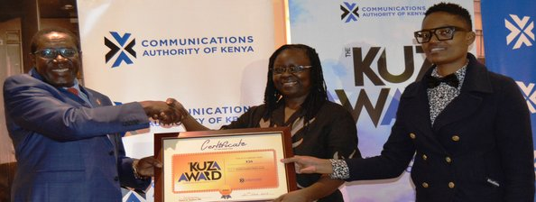 Authority Fetes Broadcasters For Complying With Law On Local Content