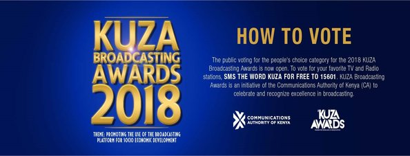 KUZA Awards Voting Process Goes Digital in the People's Category