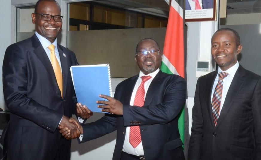 Kenyan takes over as head of African ICT Body