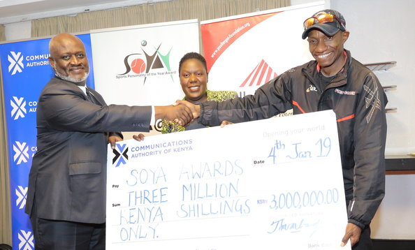 CA Boost SOYA Awards with Ksh 3 Million
