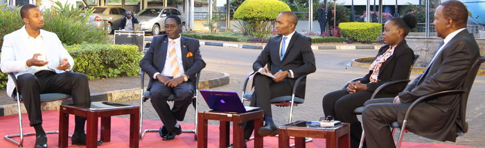 Authority marks safer Internet day with live TV discussion