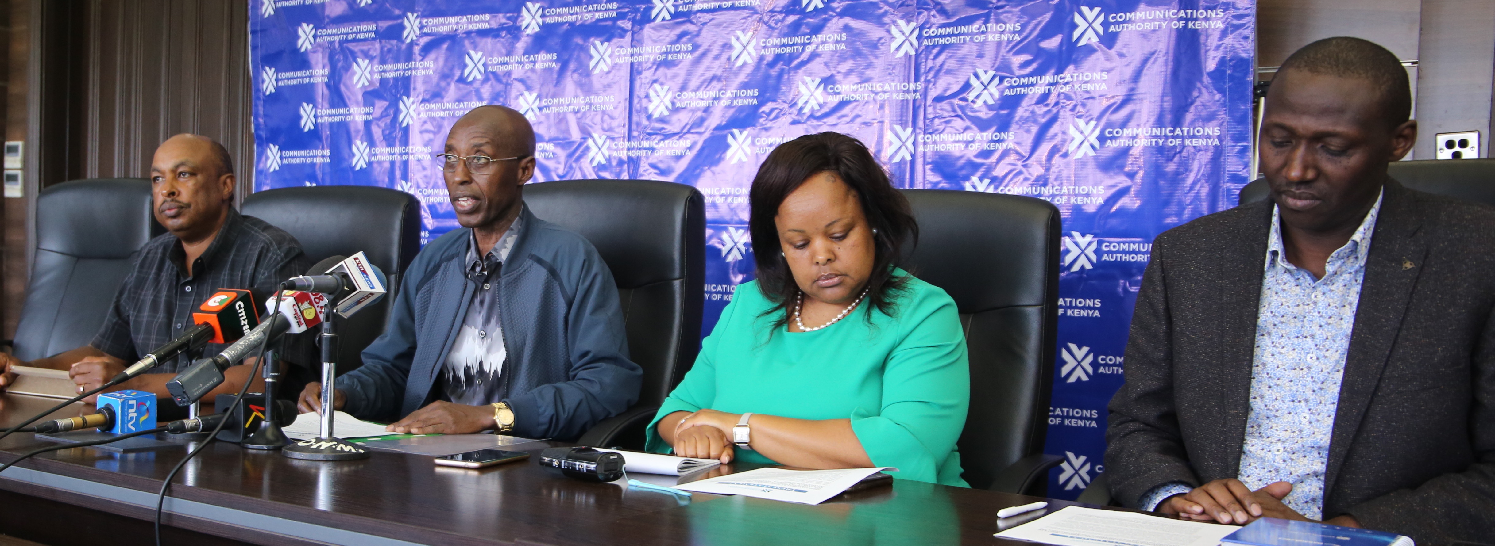 Court did not nullify the appointment of Mercy Wanjau as CA acting Director General