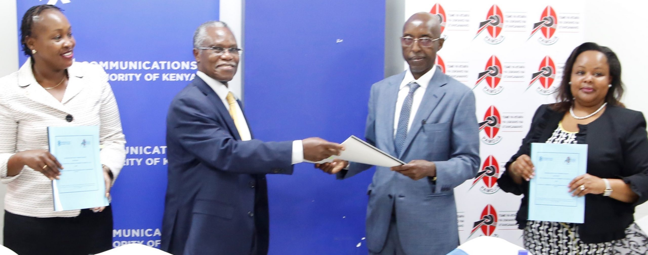 Authority and National Cohesion and Integration Commission Sign Pact to Curb Hate Speech