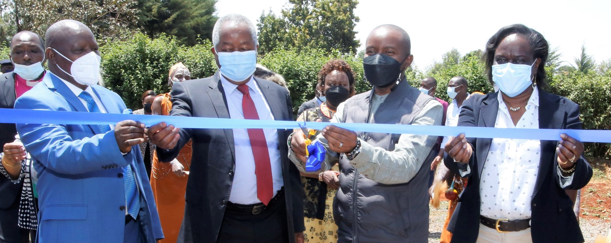 Authority  Launches New Spectrum Monitoring And Management System In Nyeri